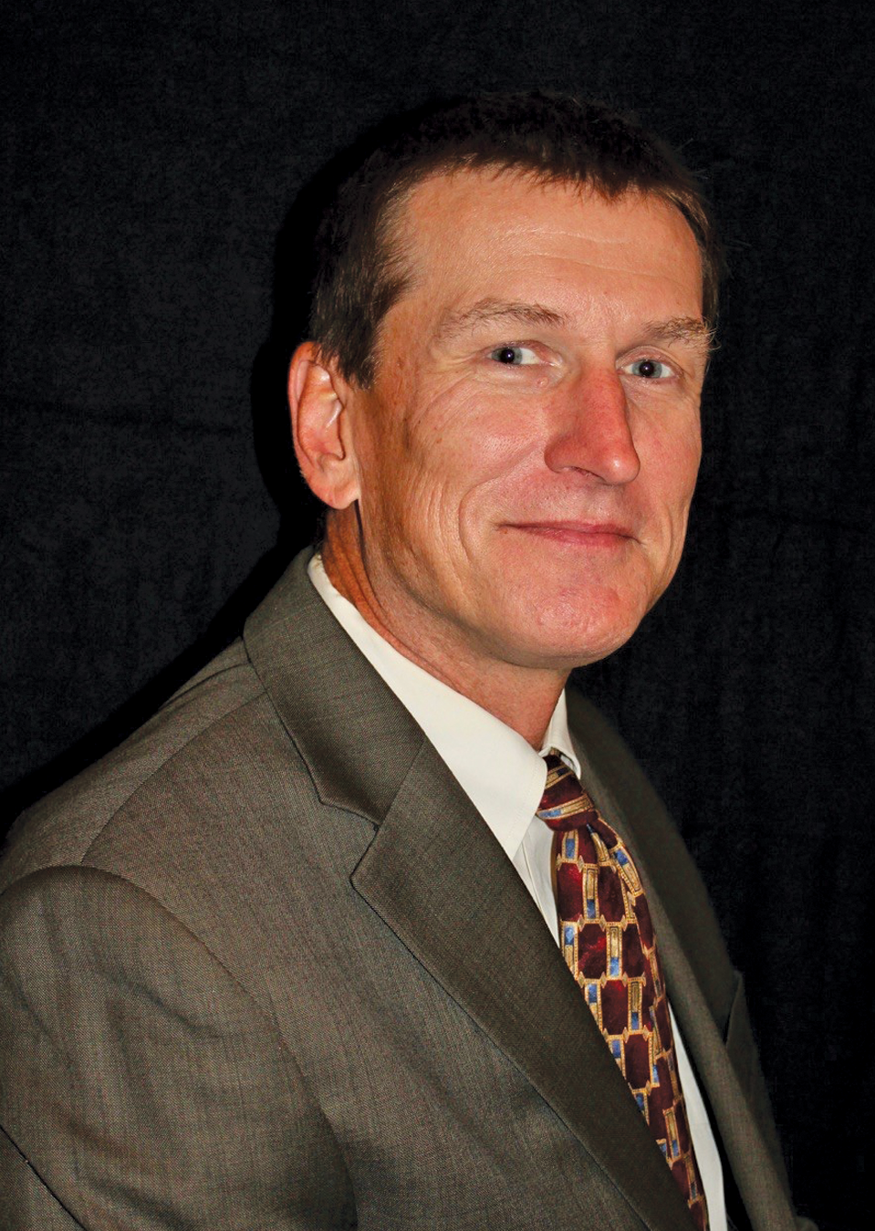 A picture of Byrne Turner, 2017 HMCBA President