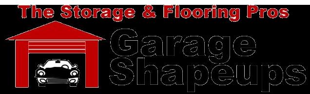 Huntsville Garage ShapeUps Logo